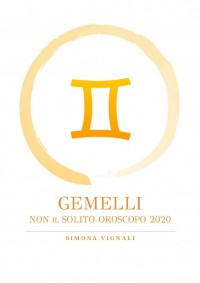 Ebook 'Non il Solito Oroscopo Gemelli 2020'