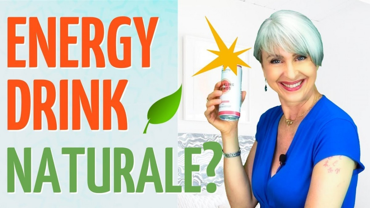 ENERGY DRINK 100% NATURALE che fa BENE?! Ecco come fare...
