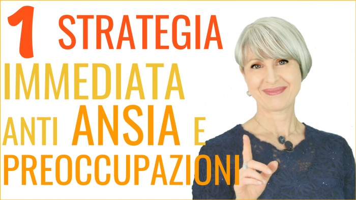 Strategia anti ansia